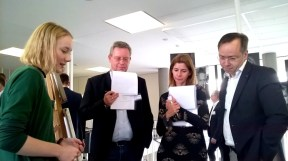 Gesamtschule Petershagen_NFTE-Bundeswettbewerb 2017_Pauline Koerber mit Idee Fantasia_2