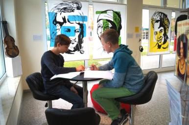 Gesamtschule Petershagen_Projekttage zum Tag der freien Schulen 2017_Rassismus im Supermarkt_3