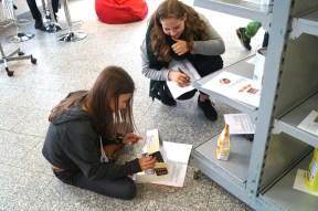 Gesamtschule Petershagen_Projekttage zum Tag der freien Schulen 2017_Rassismus im Supermarkt_5