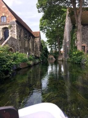 Gesamtschule Petershagen_Summer in Britain_Auf dem Weg durch Canterbury_ Juni 2019