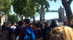 Gesamtschule Petershagen_Summer in Britain_Sightseeing in London_Juni 2019