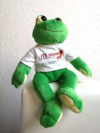 Gesamtschule Petershagen_Run for Help 2019_der 2._Maskottchen ITS Home