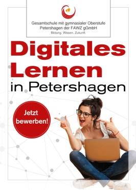 Digitales Lernen in Petershagen
