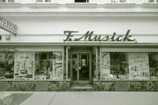 Franz Musick Qualitätsschneidwaren: 1070 Wien, Lindengasse 30