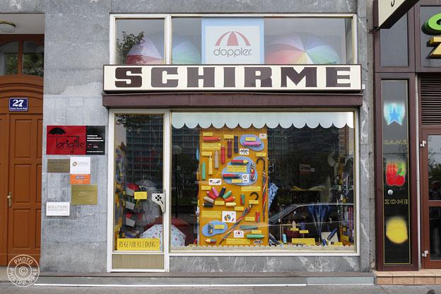 Schirmfachgeschäft Brigitte: 1010 Wien