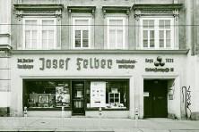 Josef Felber, Juwelier- und Goldschmiedebedarf: 1070 Wien, Siebensterngasse 30