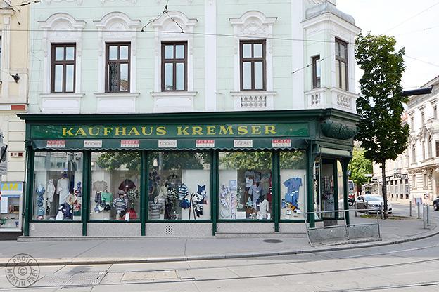 Kaufhaus Ulrich Kremser: 1140 Wien