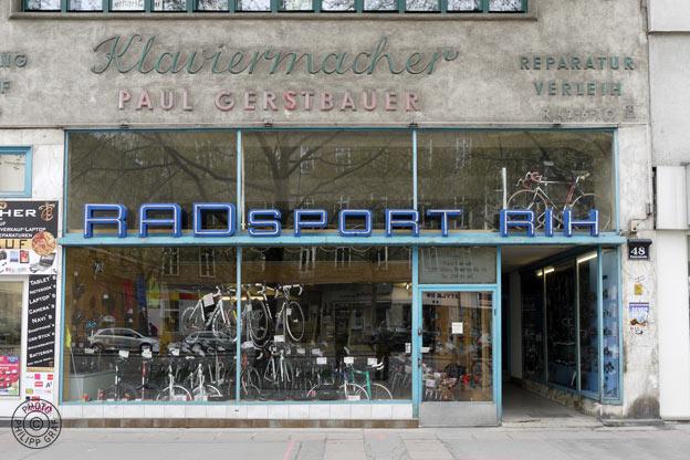 Sporthaus Rih: 1020 Wien