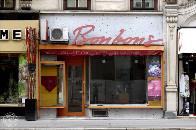 Bonbons Anzinger: 1090 Wien