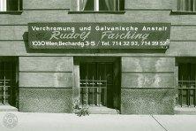 Verchromung und Galvanische Anstalt Rudolf Fasching: 1030 Wien