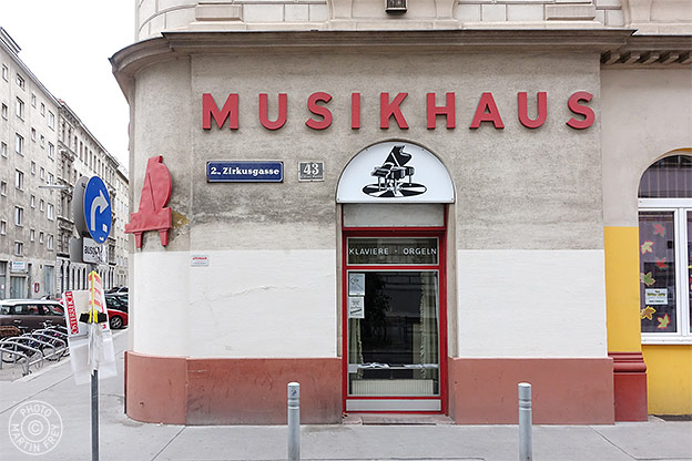 Klaviermacher Gerhard Fichtenbauer: 1020 Wien