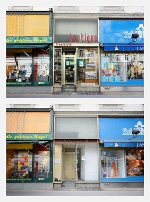 Boutique Transalpin - Leerstand - © Philipp Graf