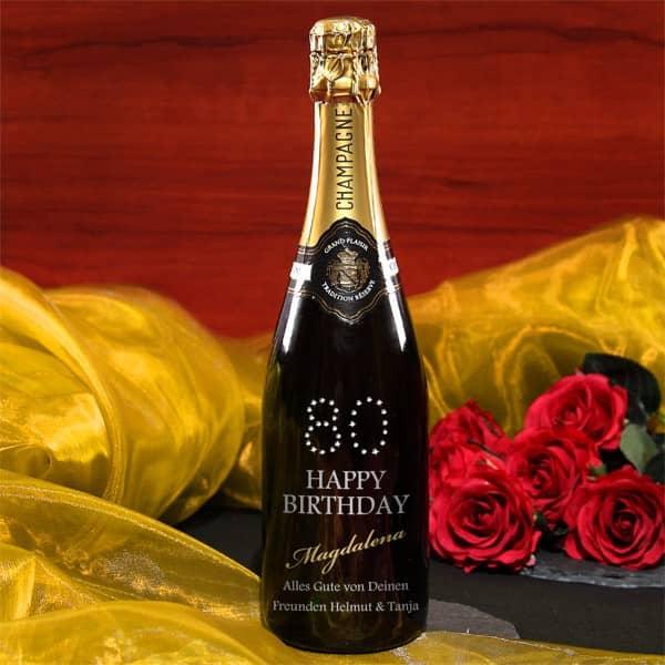 Geschenke zum 80 Geburtstag  Geburtstagsgeschenke
