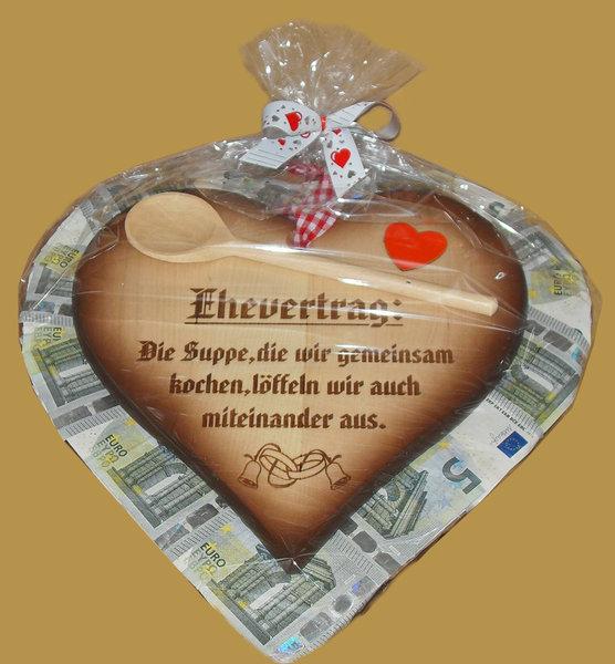 Herz Ehevertrag online gnstig kaufen Pfiffikus Geschenkideen
