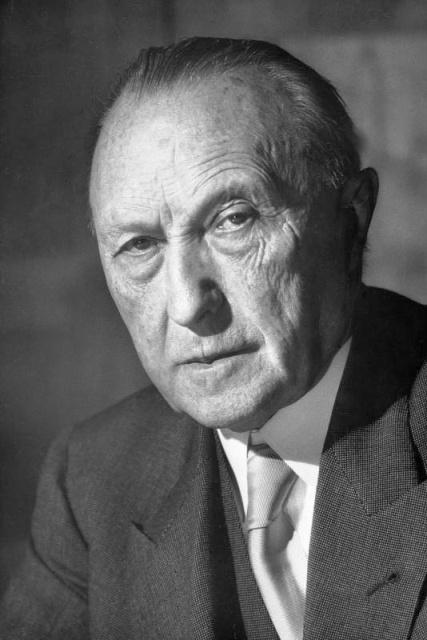 ra Adenauer Die Sozialpolitik nach dem 2 Weltkrieg