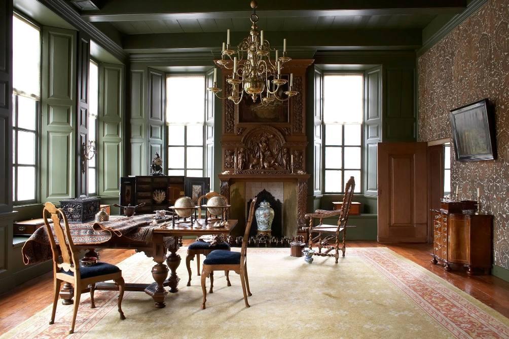 De Menkemaborg Groninger luxe in de 18e eeuw