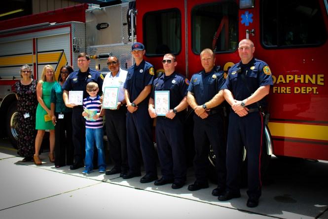 Daphne Fire Dept 07-06-15