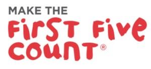 makethefirstfivecount logo