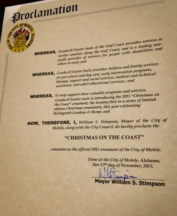Proclamation final