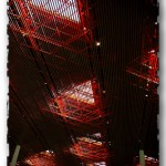 Dachkonstruktion am neuen Pekinger Flughafen