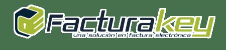 Logo FacturaKey sin relieve