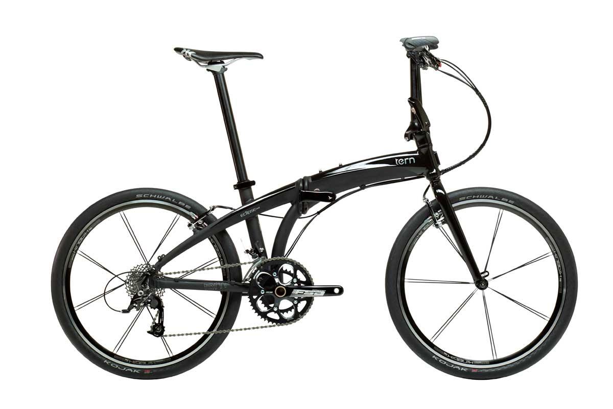 The New Tern Eclipse X20 Folding Bike