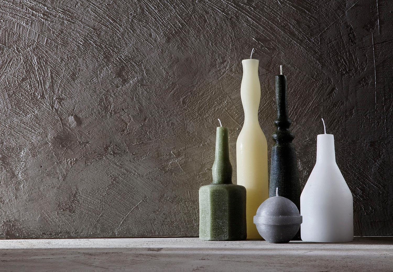 Candle Series in Tribute to Italian Painter Giorgio Morandi