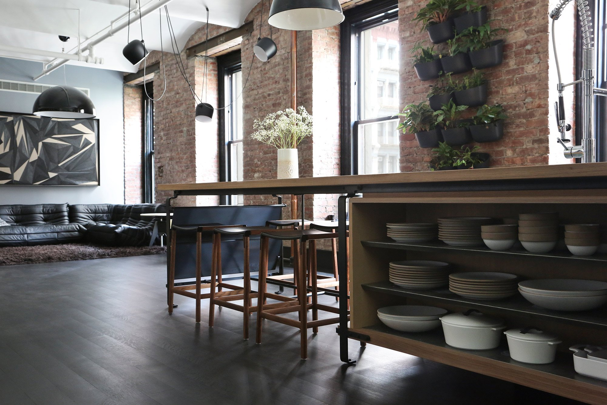 Great Jones Loft In New York