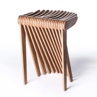 Mobile Kinetic Stool by Carlo Ratti