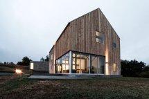 Modern Barn House In Sebastopol Anderson And