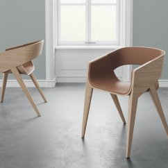 Most Comfortable Accent Chairs High Top Kitchen Table And The Elegant Minimalist Slim Chair By Christophe De Sousa