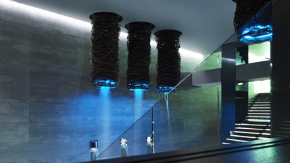Showroom Gessi Milano  Gessi