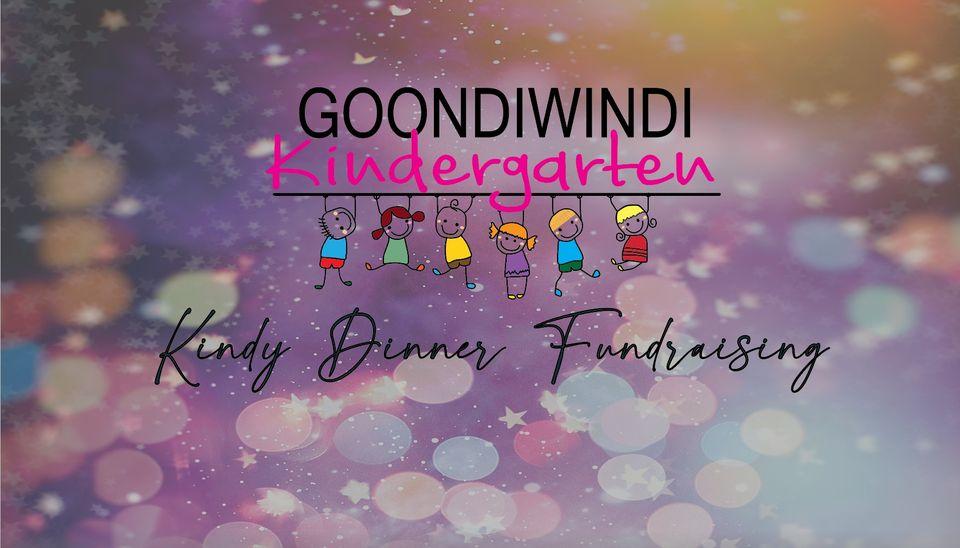 Community Event – Gundy Kindy Dinner