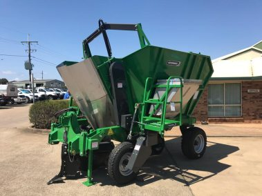 Gessner Sugarcane Billet Planter