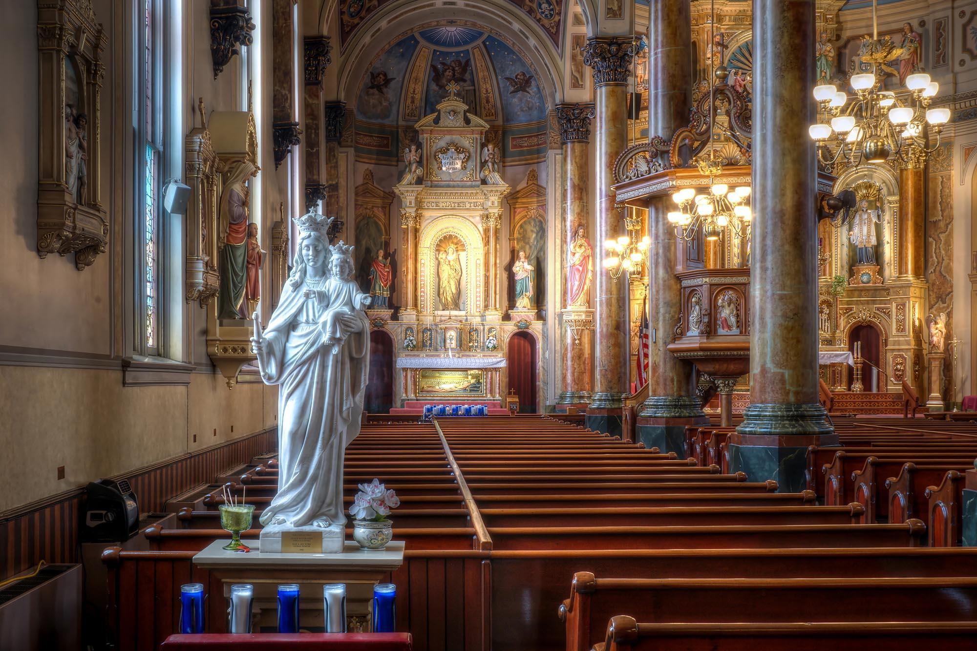 Shrine of St. Joseph Church, St. Louis, Missouri - Mark_Polege
