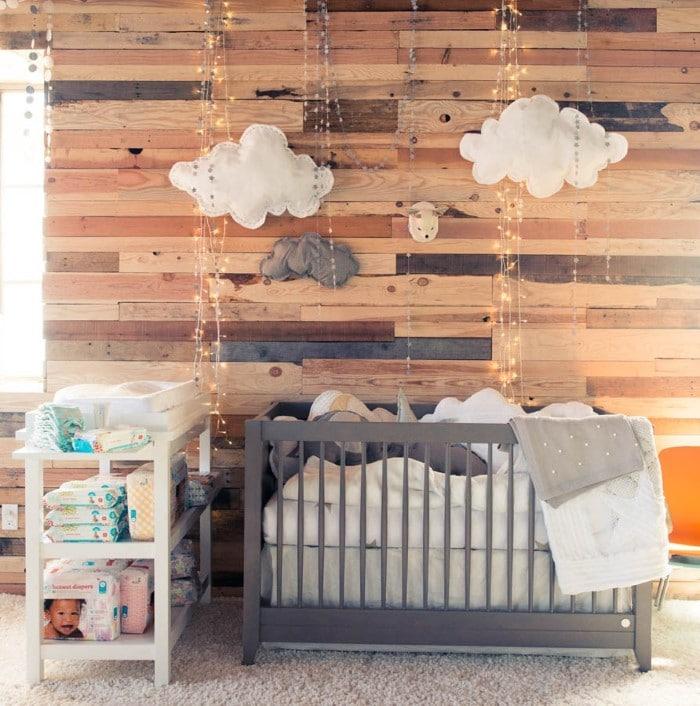 Ideias de decorao para quarto de beb 2017