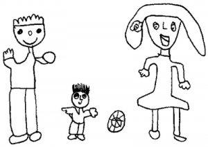 La triada padre, madre e hijo , Psicoterapia Gestalt Valencia - Clotilde Sarrió