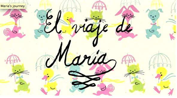 """Diagnóstico: autismo. """"El viaje de María"""""""