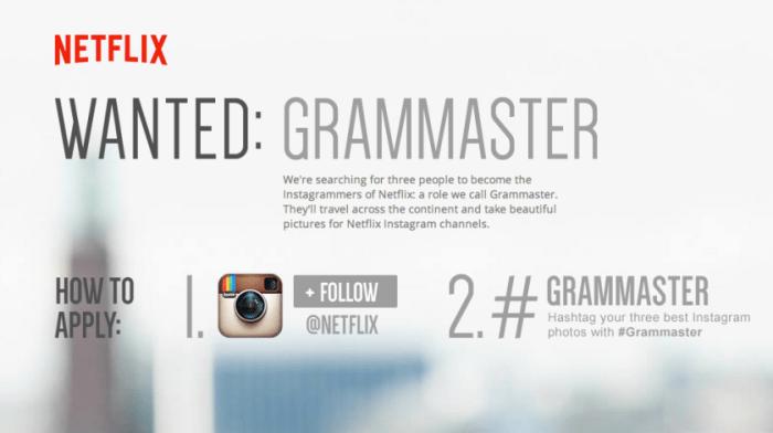 Instagram-Kampagne-von-Netflix-Grammaster