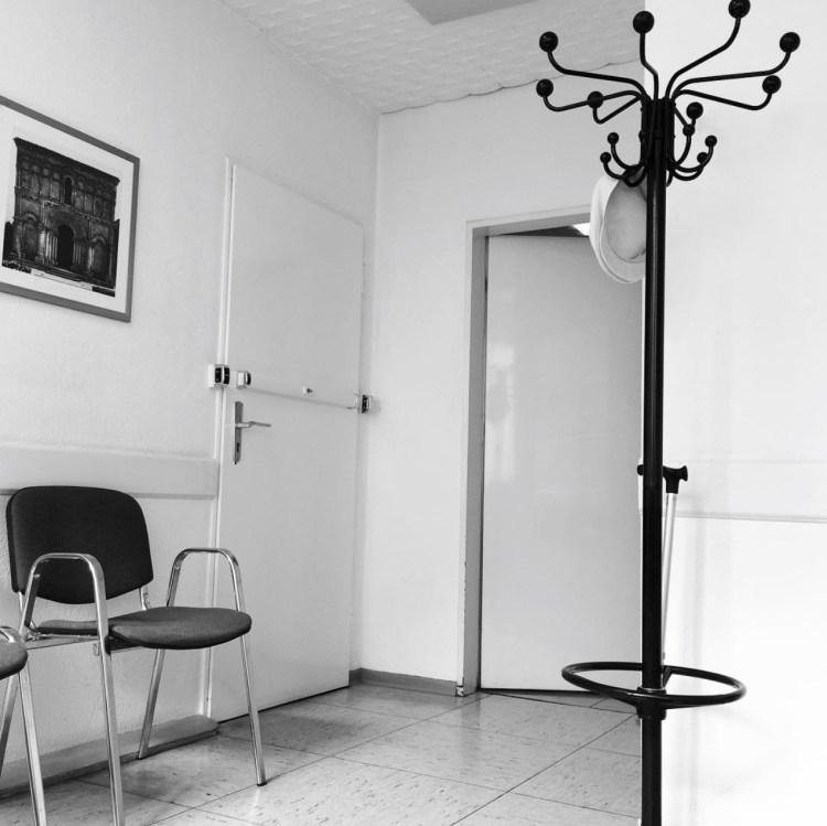 Wartezimmer Tristesse // Foto der Woche