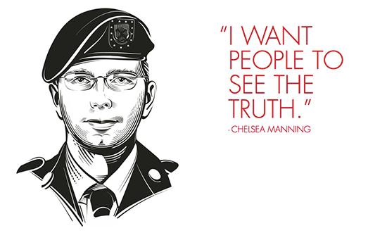Blogparade: 2 Jahre nach Snowden - Was habt Ihr verändert? // Chelsea Manning