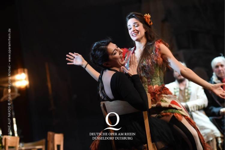Ariadne auf Naxos - Oper von Richard Strauss // Ariadne & Zerbinetta