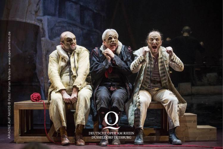 Ariadne auf Naxos - Oper von Richard Strauss // Die Liebhaber der Zerbinetta