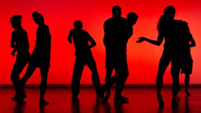 Michael Foster: Rapture – Ensemble   © Gert Weigelt