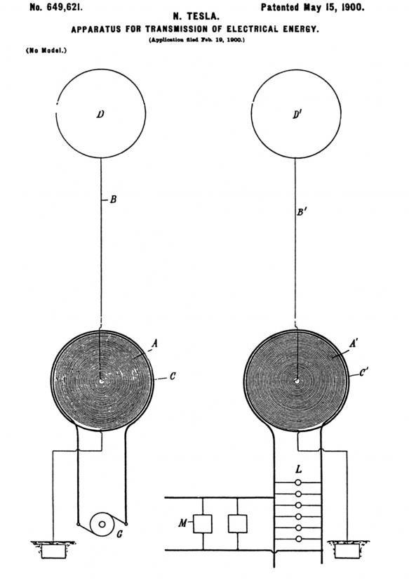 Tesla's Radiant Matter replication by Mark McKay