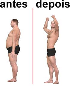 Fotos antes/depois