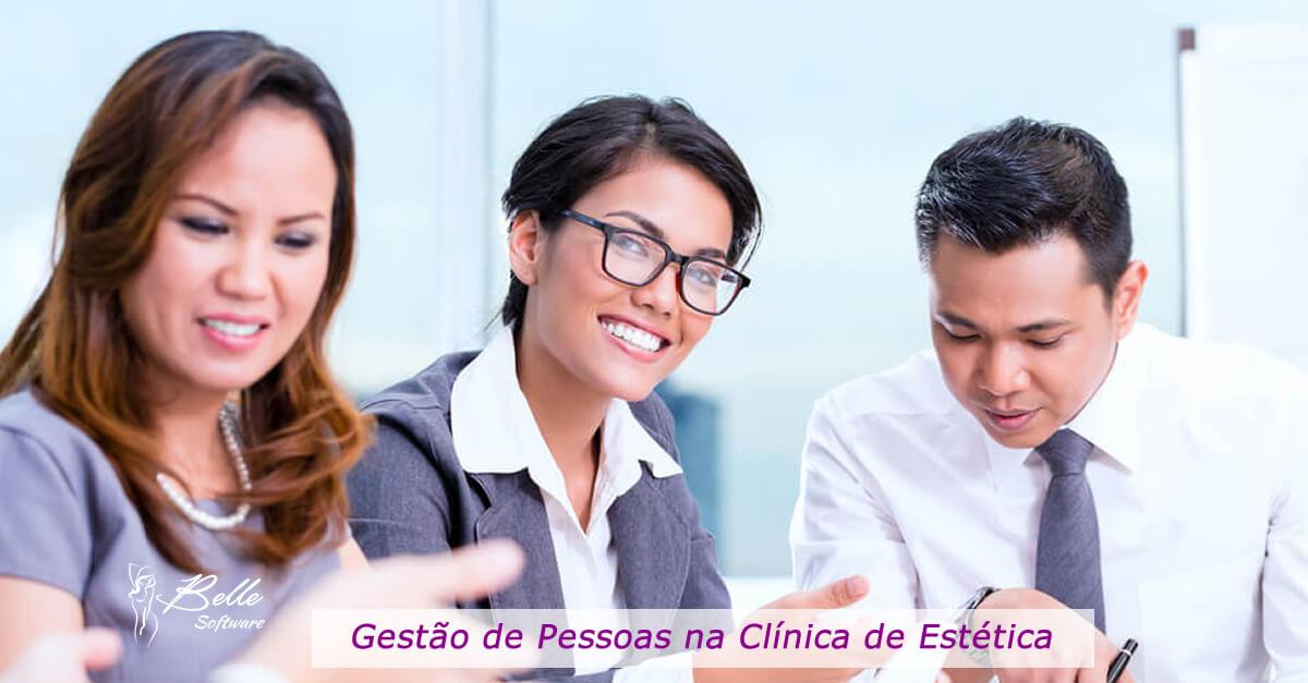 Gestão de Pessoas na clínica de estética