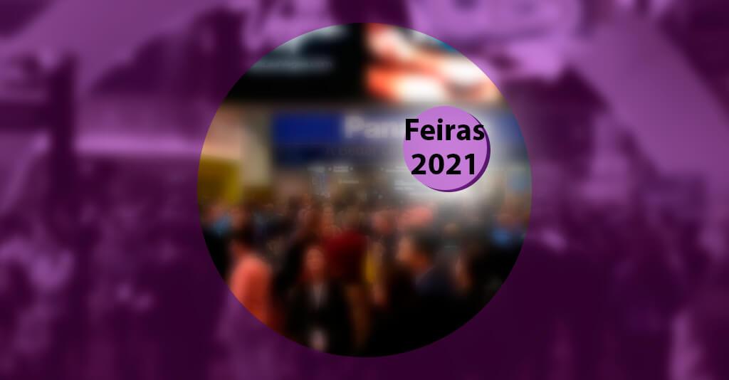 Feiras de Estética de 2021