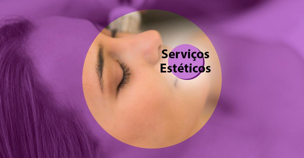 serviços estéticos