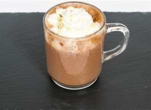 bonfire night hot chocolate